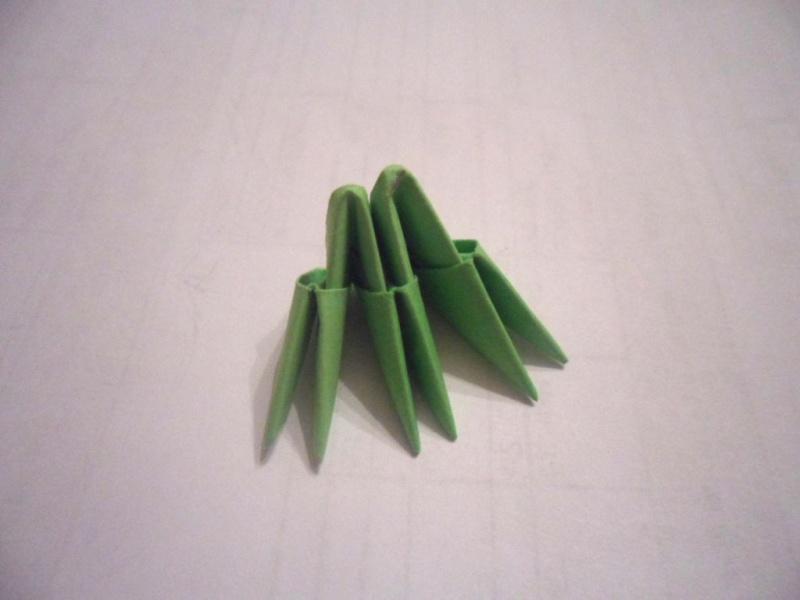 Модульное оригами сайт тиховой