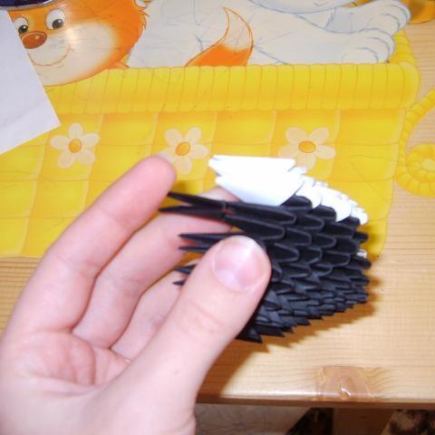 Модульное оригами лотос оригами и