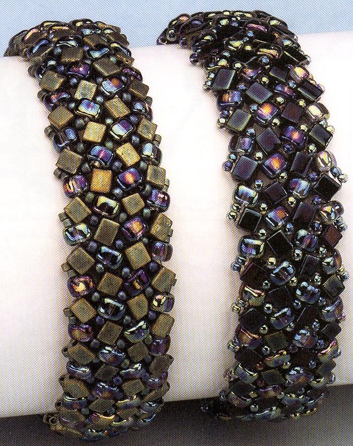 бисероплетение браслеты для детей - О том, как плести бисером.