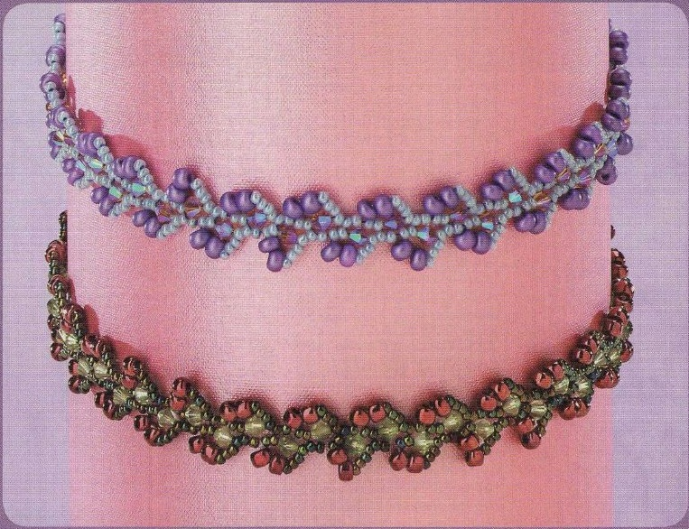Плетение браслетов из бисера для начинающих)) ВКонтакте.  Как сплести браслет из бисера?