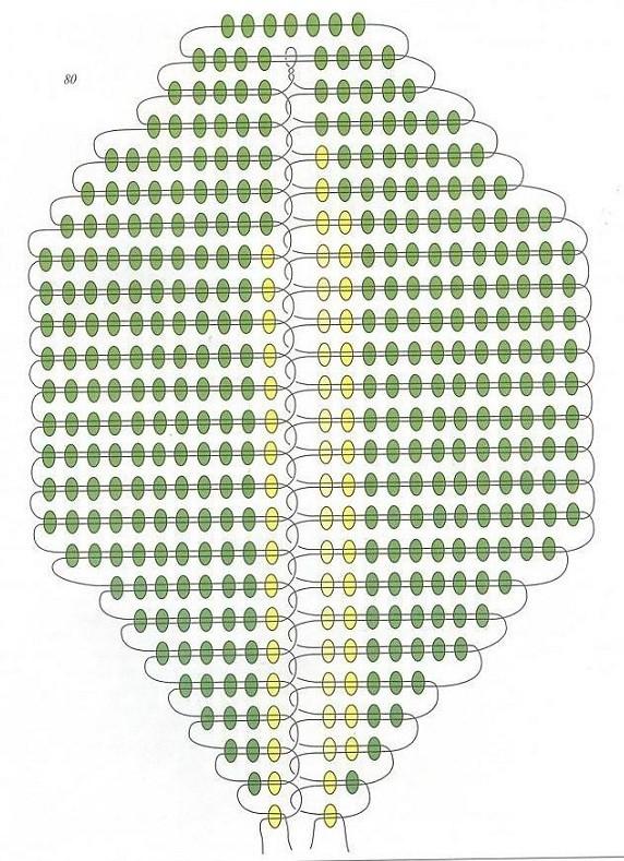 Асимметричный лист примулы