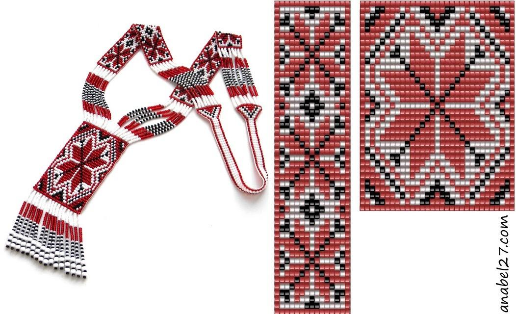 Шесть схем для ткачества бисером.  Удобная подборка схем.  Гердан. .  Схемы плетения.  Немного о станочном ткачестве.