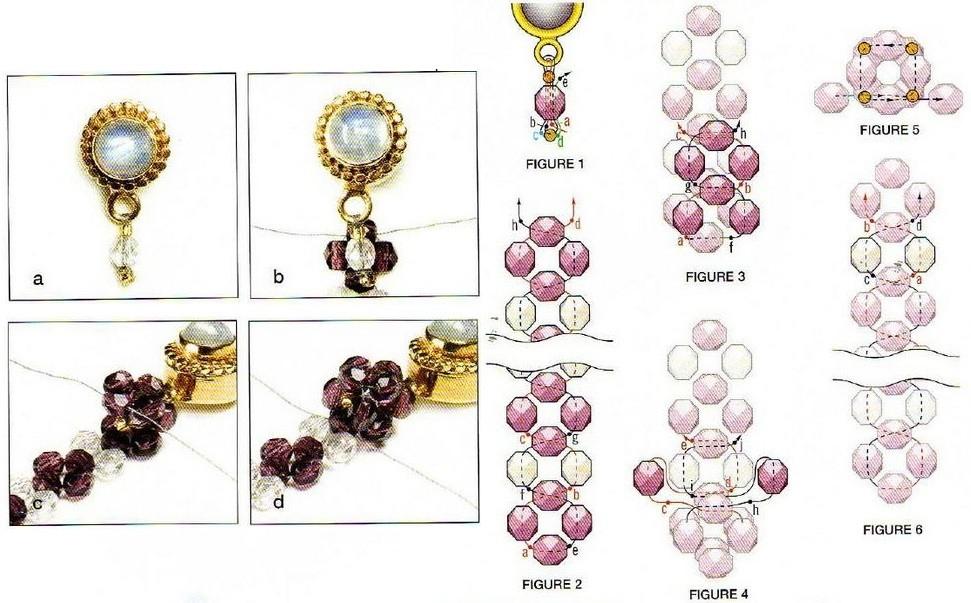 Большое разнообразие браслетов