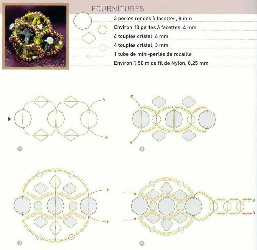 Схема колец 5.