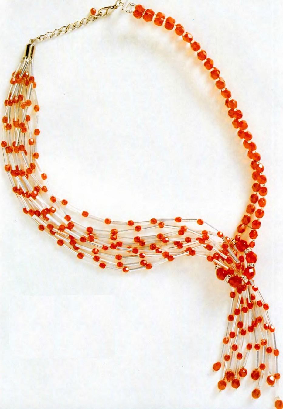Плетенные из бисера украшения предпочитают женщины, которые глубоко в душе считают, что опоздали с рождением в этом...