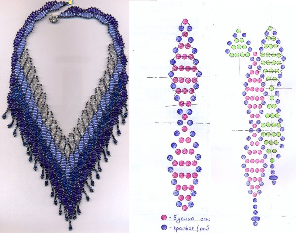 Ожерелье «Молния»