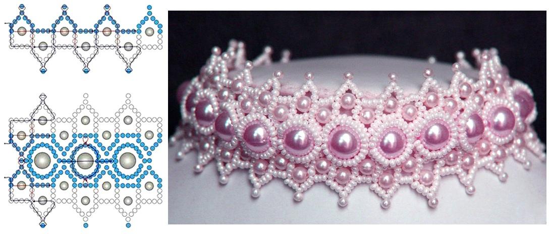 Ожерелье под вечернее платье «